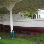 Baron Bliss boat