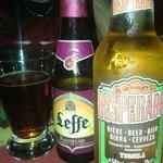 birra Leffe Radieuse e Desperados (con Tequila)