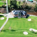 Woodenbridge GC Clubhouse