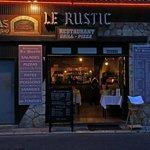 La Rustic aan het plein