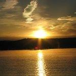 Fall Sunrise over Table Rock Lake