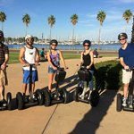 Segway Experience with Friends