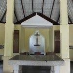 Inside The Chapel..!
