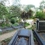 The Cemetery..!