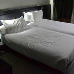 Las confortables camas