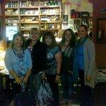 Tarde con Amigas en el Cafe de Acá