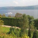 View across Loch Ness