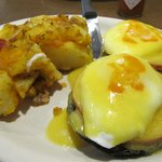 Eggs Bennie and homefries...Perfect!