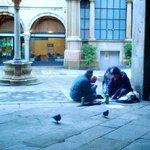 Milano - piazza dei Mercanti