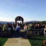 Ceremony view