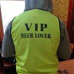 VIP vest
