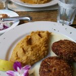 Maryland Crab Cakes and Tilapia