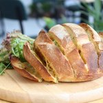 Cheese & Chili Sourdough Loaf