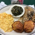 Southern style a la carte menu items