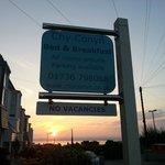 Sunrise @ Chy Conyn
