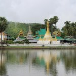 The Wat and the Lake
