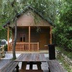 Bungalow Premium en el Camping els Roures