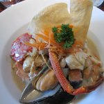 The Fish Of the Day (Thai Curry)