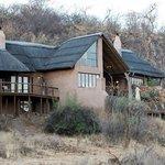 Impodimo Lodge by Cliff Rosenberg