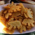 Patat in berenvorm  :-)