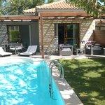 deluxe villa with pool amazing
