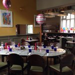 Party at Pizza Express Truro ������