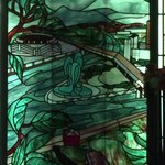 Color Changing Stained Glass