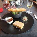 copieux - Foie gras maison au porto...