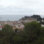 Tossa from  the tower