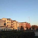 Das Ahlbeck an der Strandpromenade