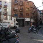 Is this the fabled Parking Plaza Nueva?