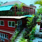 Front view of Sithara Homestay - Coorg