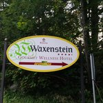 hotel waxenstein...nice scenic area