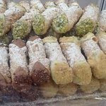 Cannoli Sampler