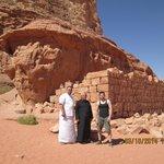 Lawrence of Arabia's House in Wadi Rum