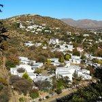 View on Klein Windhoek