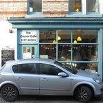 Stock Photo - The Corner Café
