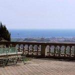 Terrazzo belvedere sul mare Adriatico