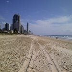 Crowne Plaza Surfers Paradise close to the beach