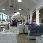 The Restaurant at Highfield Garden World