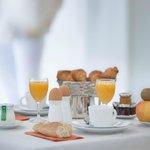 Breakfast / Le petit-déjeuner
