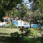 piscine détente