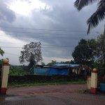 View from sri krishna residency