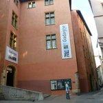 Musée Gadagne - son entrée