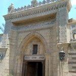 مدخل الكنيسة المعلقة