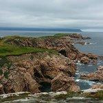 White Point on Cape Breton