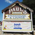 Foto de Paul's Steakhouse and Seafood
