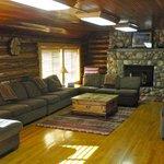 Cabins West Lodging Foto