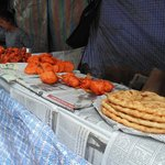 Chowrasta,road side snacks