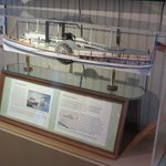 Old Steamboat model